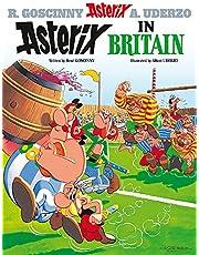 Asterix in Britain (Hb): Album 8