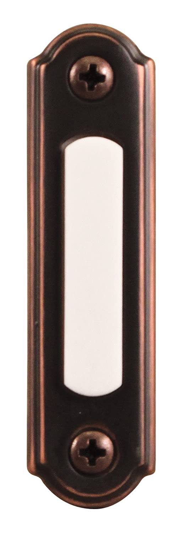 Heath Zenith SL 257 02 Wired Push Button Oiled Rubbed Bronze