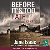 Bargain Audio Book - Before It s Too Late