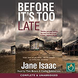Before It's Too Late Audiobook