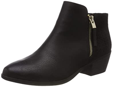 67c469a32 Call It Spring Mitraria, Women's Boots, Black (Black 181), 4 UK (37 ...