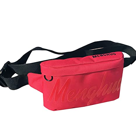 62fff505d Fanny Pack for Men Women Wingace Waist Bag Ultralight Tear Resistance  Fashion Chest Bum Bag Adjustable