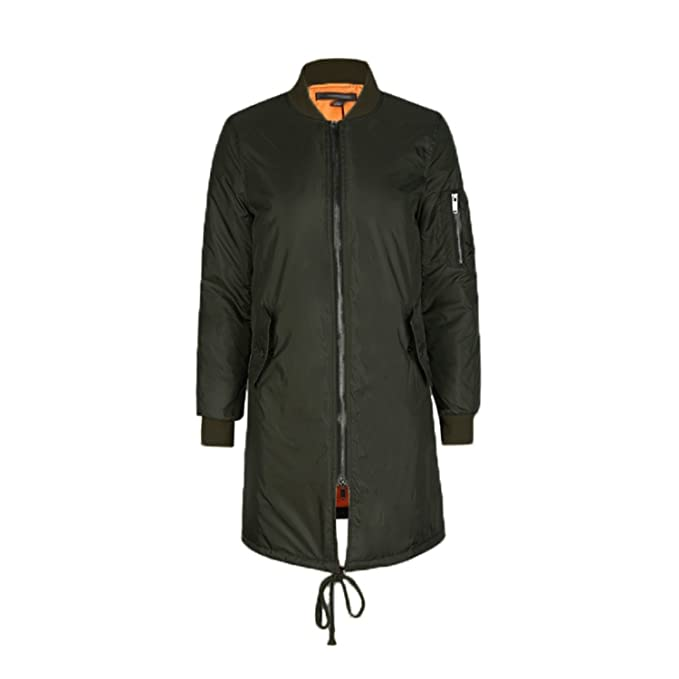 Amazon.com: jimmetfrend invierno chaquetas y abrigos Casual ...