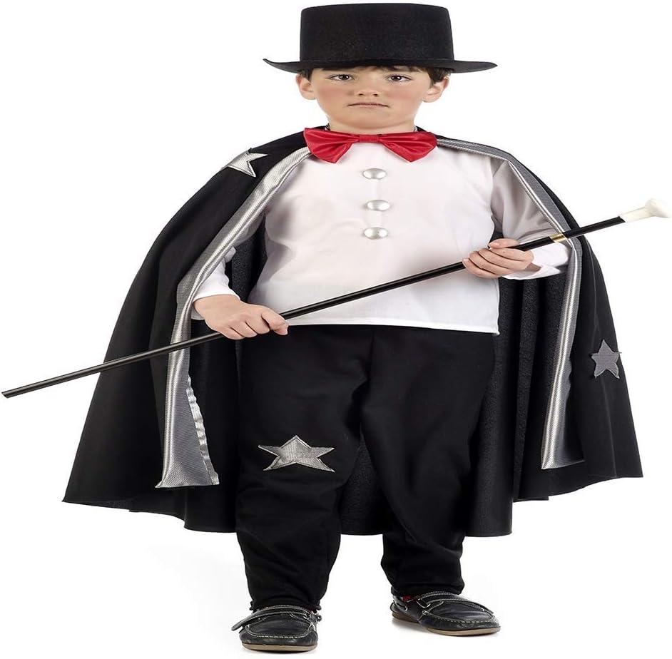 Disfraz de Mago para niño: Amazon.es: Juguetes y juegos