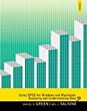 Using SPSS for Windows and Macintosh (7th Edition) Paperback – August 2, 2013