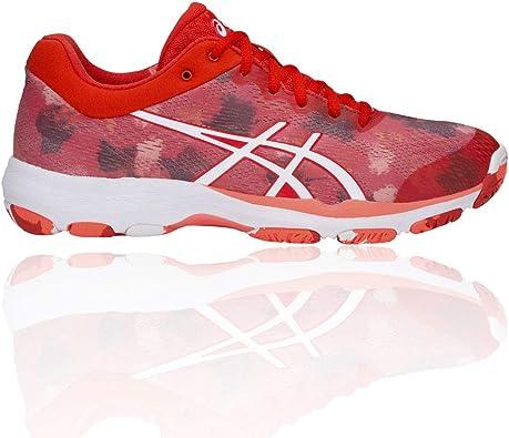 Asics Netburner Pro FF, Rojo, 37.5: Amazon.es: Zapatos y complementos