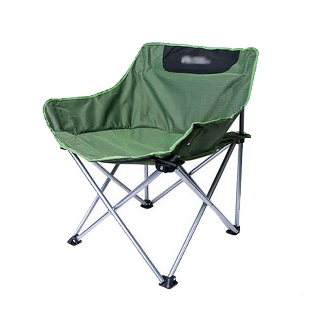 Klappstuhl Portable Leichte einfache Outdoor-Ausrüstung Hocker Sitz Angeln Stuhl Camping Stuhl Sketch Stuhl Gartenstuhl (Farbe   1)