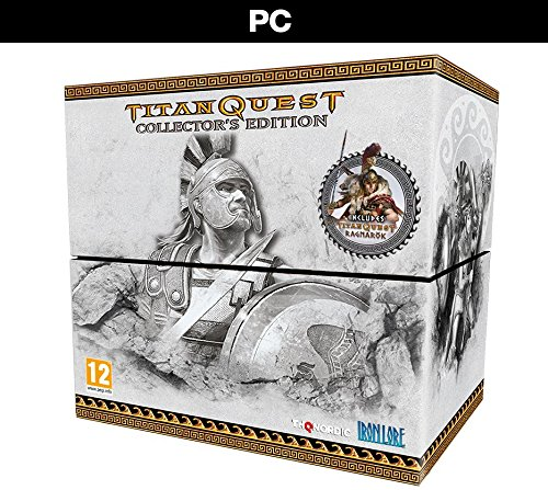 - Titan Quest: Collector's Edition - PC