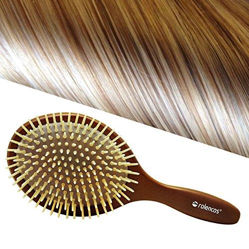 wooden hair brush large - 5