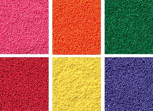 - Wilton Nonpareils 6 Mix Sprinkle Assortment