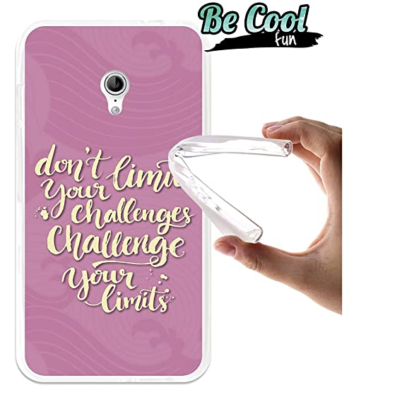Becool - Cover Gel Flexible Vodafone Smart Turbo 7, Case made out of the best