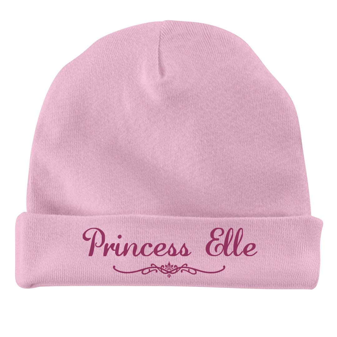 FUNNYSHIRTS.ORG Princess Elle Newborn Gift Infant Baby Hat