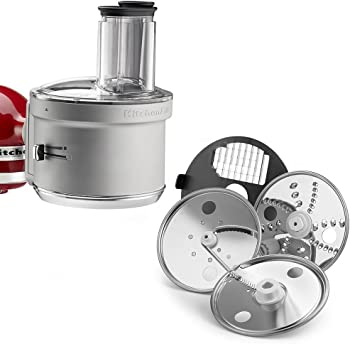 KitchenAid KSM2FPA Food Processor Attachment