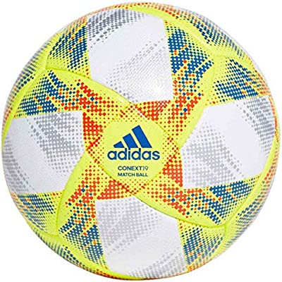 adidas FEF Competition, Balón, White-Solar Yellow-Solar Red ...