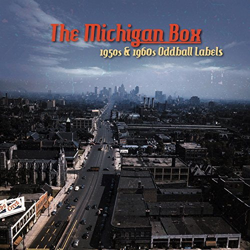 - The Michigan Box - 1950s & 1960s Oddball Labels