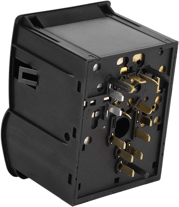 Licht Scheinwerfer Nebelscheinwerfer Hauptlichtschalter Steuerung Passend for Astra g 99-08 6240097 Outbit Auto Scheinwerferschalter