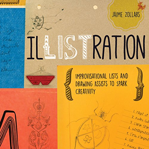 IlLISTration: Improvisational Lists and Drawing Assists to Spark Creativity