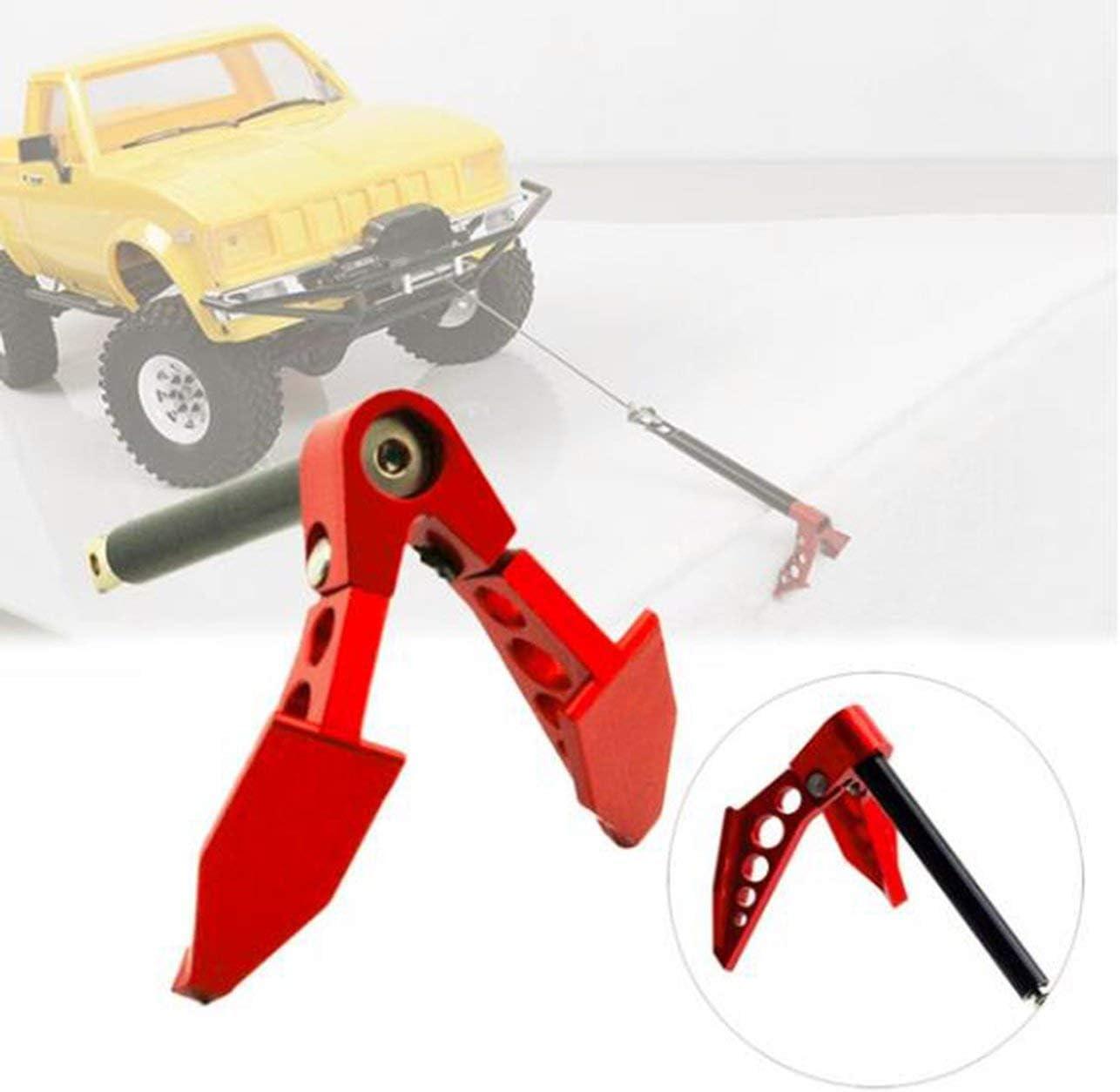 1:10 Faltbare Winde Erde Parkvorrichtung Decor Tool für RC Auto Zubehör G4