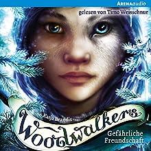 Gefährliche Freundschaft (Woodwalkers 2) Hörbuch von Katja Brandis Gesprochen von: Timo Weisschnur