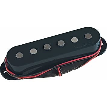 DiMarzio ISCV2BK - Pastilla para guitarra eléctrica, color negro