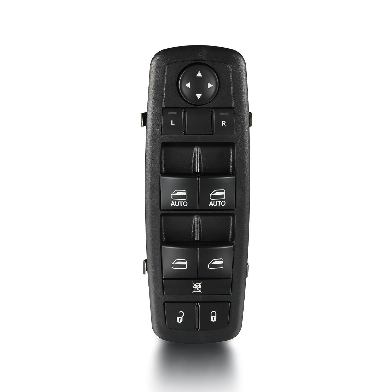 Dromedary Power Window Master Switch For Dodge Ram 1500 2500 3500 Quad /& Crew Cab 2009-2012 Dromedary Autoparts
