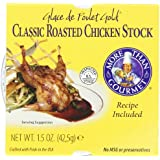 More Than Gourmet Classic Roasted Chicken Stock, 1.5-Ounces (Pack of 6)