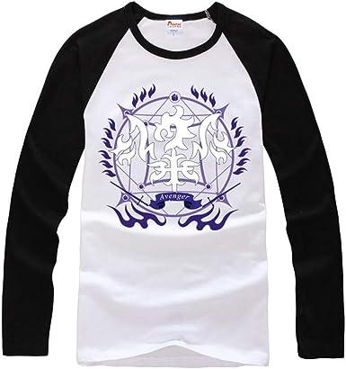 Fate/Grand Order Camiseta Explosion Hombre 110% Algodón Ligero ...