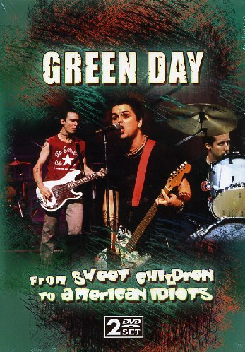 Green Day: From Sweet Children To American (American Alternative Rock Band)