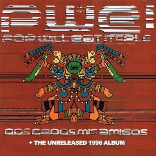 Dos Dedos Mis Amigos / A Lick Of The Old Cassette Box (The Unreleased 1996 Album) /  Pop Will Eat Itself
