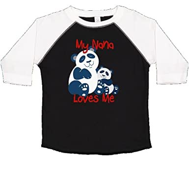 inktastic Nanas Big Girl Toddler T-Shirt
