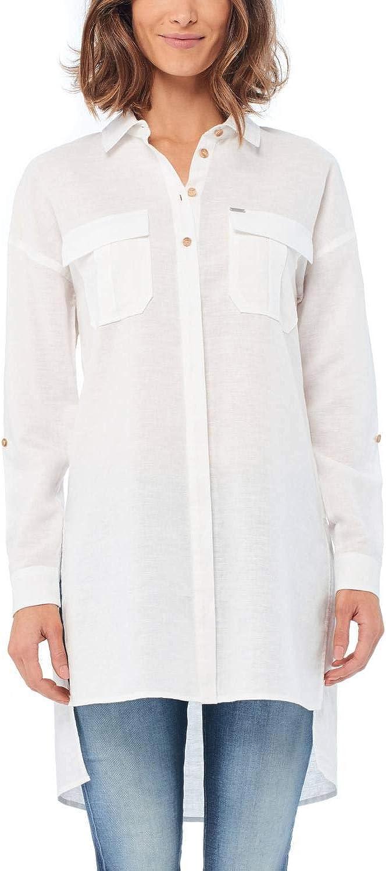 Salsa Camisa Slim fit Regular Overshirt: Amazon.es: Ropa y accesorios