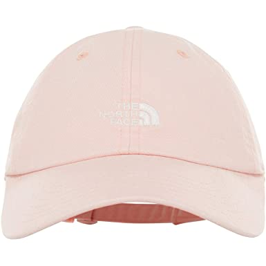 The North Face - Gorra de béisbol - para Hombre Pink Salt Wash Talla única: Amazon.es: Ropa y accesorios