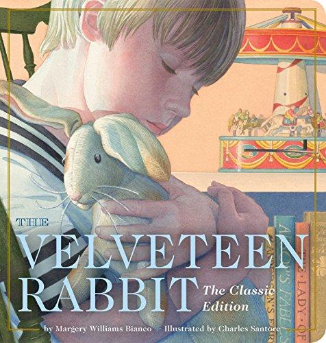 - The Velveteen Rabbit Oversized Padded Board Book