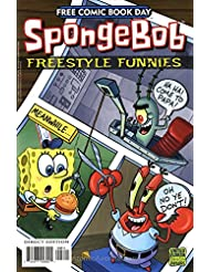 SpongeBob Freestyle Funnies FCBD #2013 FN ; United Plankton Pictures comic book
