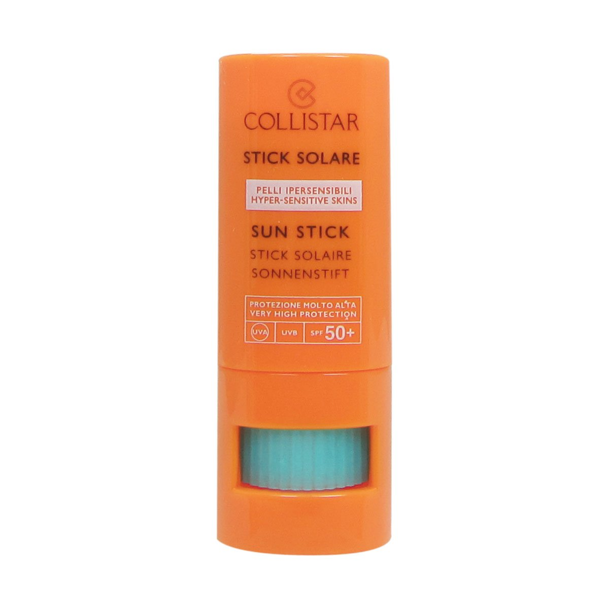 Collistar Maximum Protection Sun Stick Spf50+ Hyper Sensitive Skin 8ml