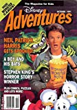 img - for Adventures - The Disney Magazine for Kids, Vol. 1. No. 12 October book / textbook / text book