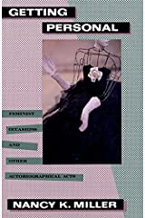 Getting Personal: Feminist Occasions and Other Autobiographical Acts Paperback