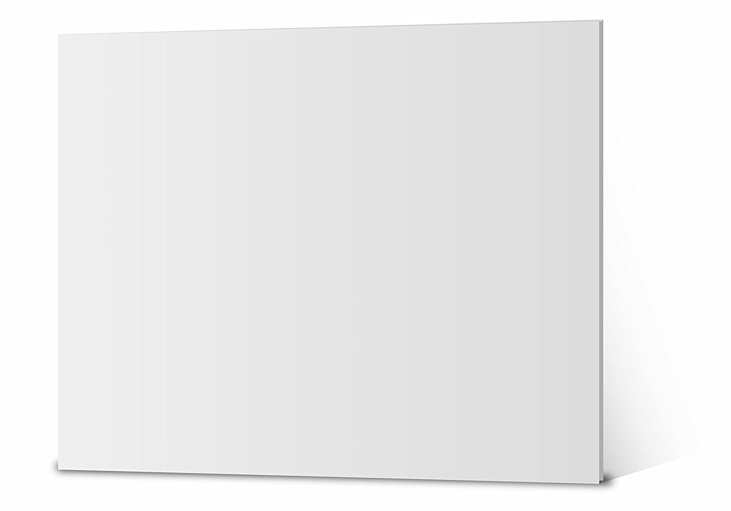 Elmer's Colored Foam Board, 20 x 30-Inch, 3/16-Inch Thick, White (950109) Elmer Products