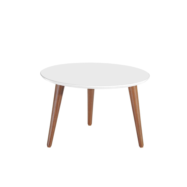 Amazon.com: Manhattan Comfort Moore Mid-Century Modern Round ...