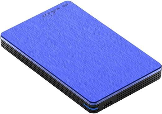 HWENJ Disco Duro De 1tb Externo 160GB, 250GB, 320GB, 500GB, 1TB ...