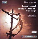Concertimusicaliper Uso Di Chiesa by Legrenzi, G. (2010-02-16)