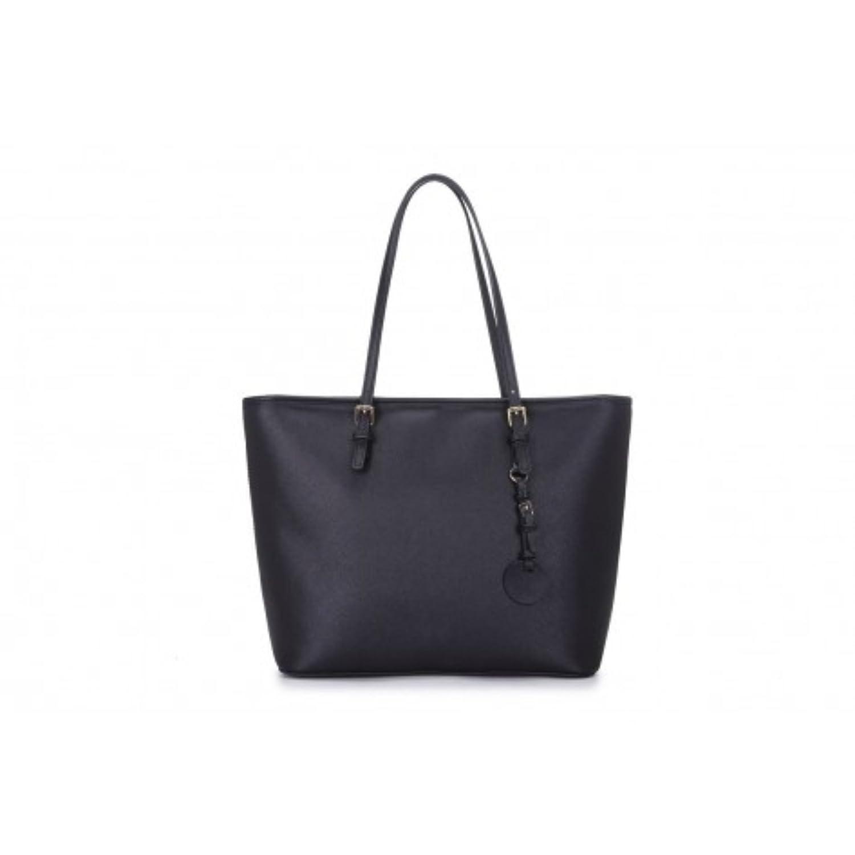 LeahWard Women s Large Size Fashion Great Shoulder Bags Ladies Designer  Shopper Bag Handbags 362 (Oversize Shoulder Bag-Black (40x16x29cm))   Amazon.co.uk  ... 4f3d1f04d9b76