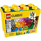 LEGO Classic Brick Box Creative Large–Construction Games (Multicolor, 4Year (S), 790PC (S), Boy/Girl, 99Year (S), 6cm)