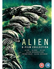 Save on Alien 1-6 Boxset [DVD] [2017] and more