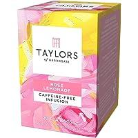 Taylors of Harrogate Rose Lemonade Infusion, 20 Teabags