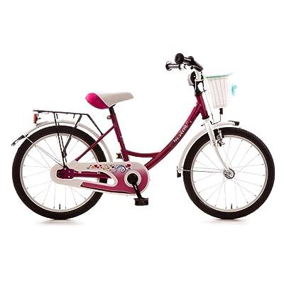 'Vélo pour enfant 45,7cm (18) My Dream Violet roues arrières + Béquille