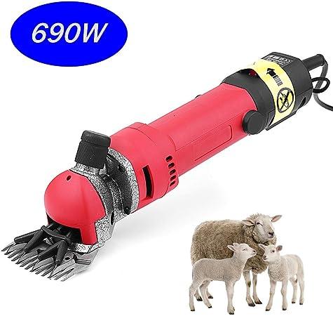 110-220V 350W Clipper Wool Cutting Machine Farm Animal Hair Sheep Shear