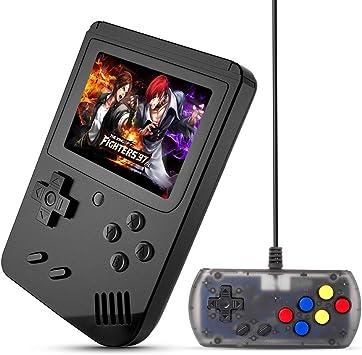 Amazon.es: Meephong - Consola de juegos de mano con pantalla LED ...