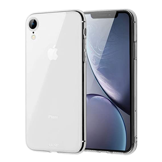 iphone xr super thin case clear