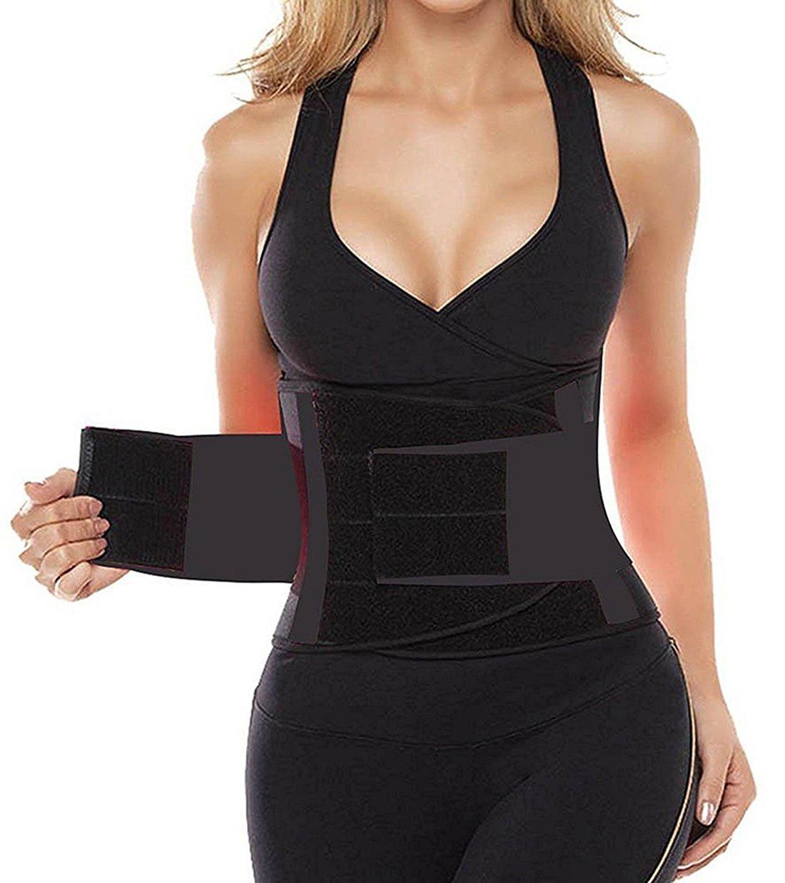 b729b4840c Free island Waist Trainer for Women Waist Cincher Weight Lost Waist Trimmer  Belt